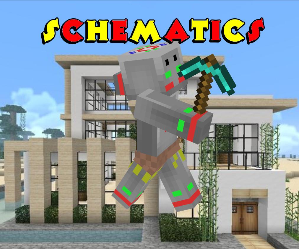 SCHEMATICS | Rocktiki Minecraft Information Center on